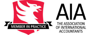 'The Association of International Accountants', Regulated and Registered Member in Practice